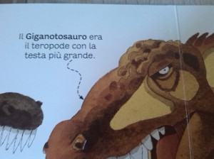 giganotosauro